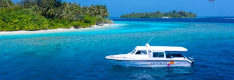 Luxury Boat Charter in the Maldives
